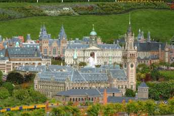 Holanda, La Haya, Madurodam, Parque tematico