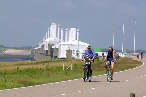 Holanda, Zelanda, Burg-Haamstede, Plan Delta