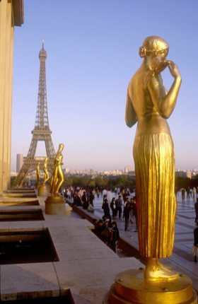 Paris, Trocadero