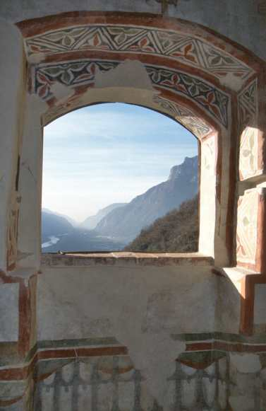 Trentino, Valle Lagarina, Castillo Avio