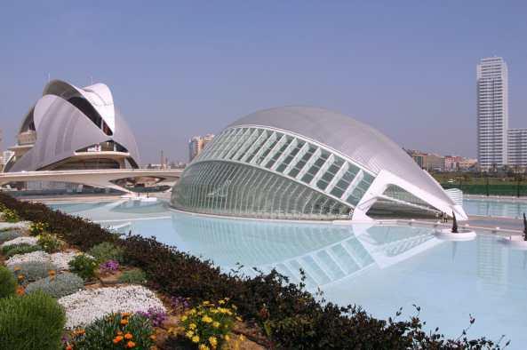 Valencia, Ciudad Artes y CienciasValencia, Ciudad Artes y Ciencias