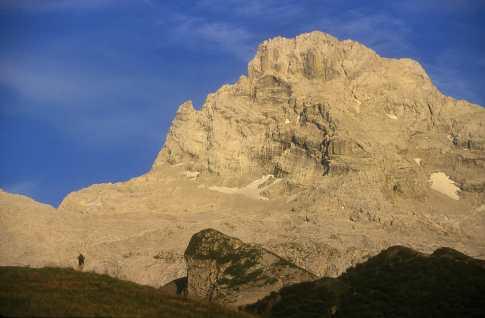 Francia, AltaSaboya Montaña montana