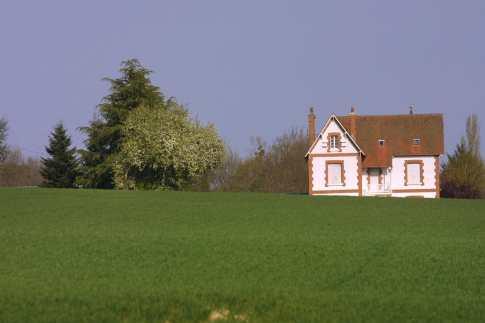 Francia, Berry, Aubigny Sur Nère, Pays Fortrnrn