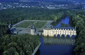 Castillos del Loira, Castillo Chenonceau