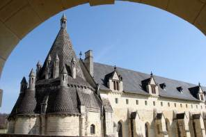 Francia, Loira Atlántico, Abadía Fontevraud, Anjou