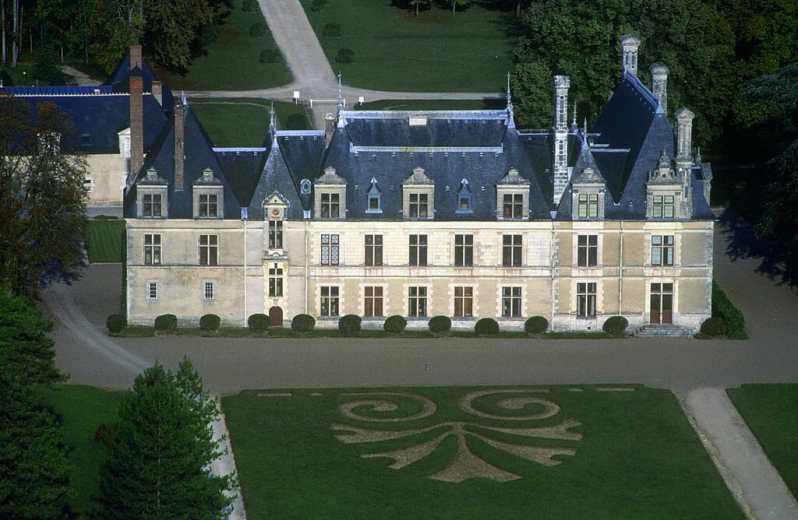 Castillos del Loira, Castillo de Beauregard