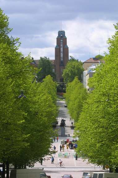 Lahti, Fondo Ayntamiento