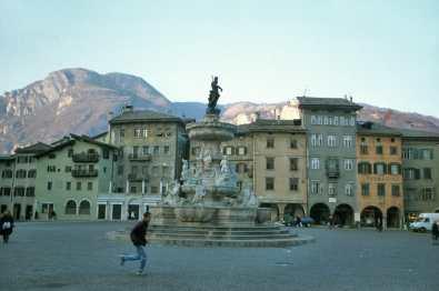 Trentino, Treno