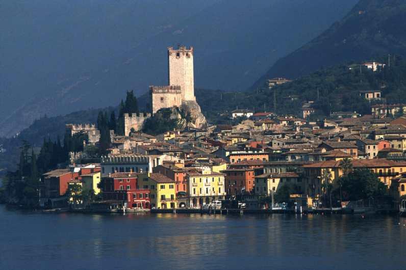 Trentino, Malsesine, Lago de Garda