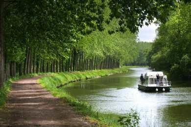 Bretaña Canal de Nantes a Brest