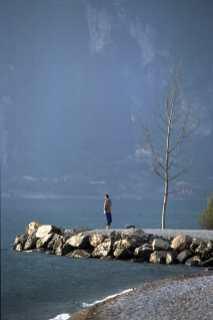 Trentino, Lago de Garda
