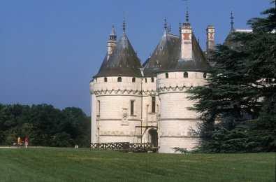 Castillos del Loira, Castillo Chaumont Sur Loire
