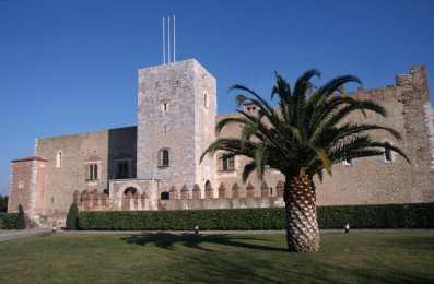 Francia, Languedoc Rosellon,Perpiñan, Palacio Reyes de Mallorca, Perpinan