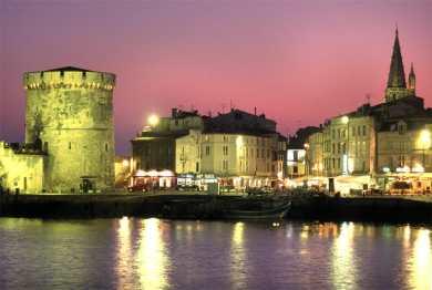Poitou-Charente, La Rochelle