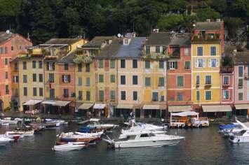 La Liguria, Génova, Portofino, Golfo de Tigullo