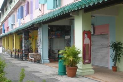 Singapur, Clark Quay, bares