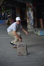 Skateboarder 0