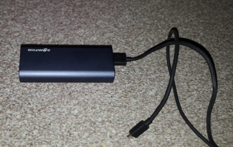 Power Bank 5200mAh - BlitzWolf