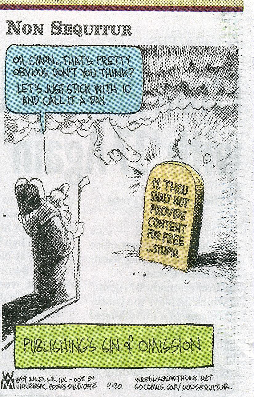 NEMES Cartoon Page