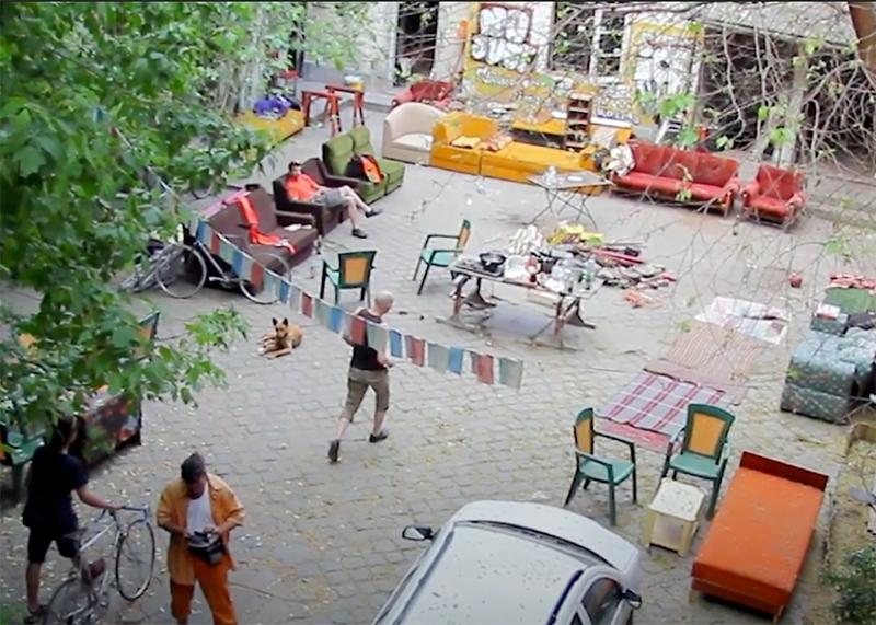 Civil Centi - Akácfa romház