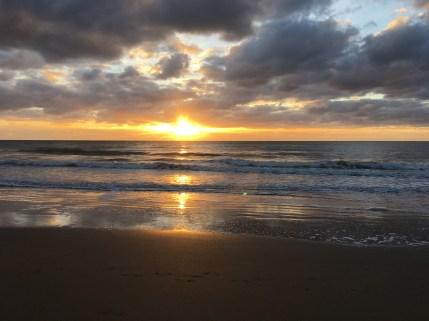 You can't beat a pretty sunrise