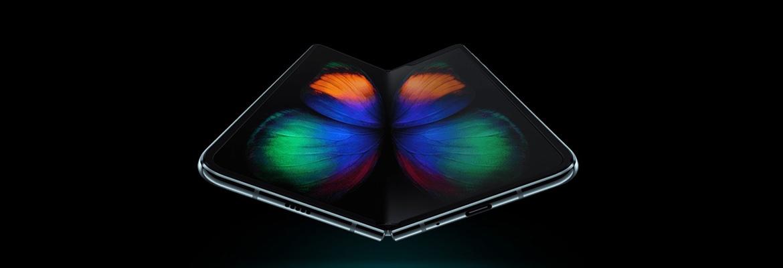 Galaxy Fold, uno de los móviles plegables de Samsung