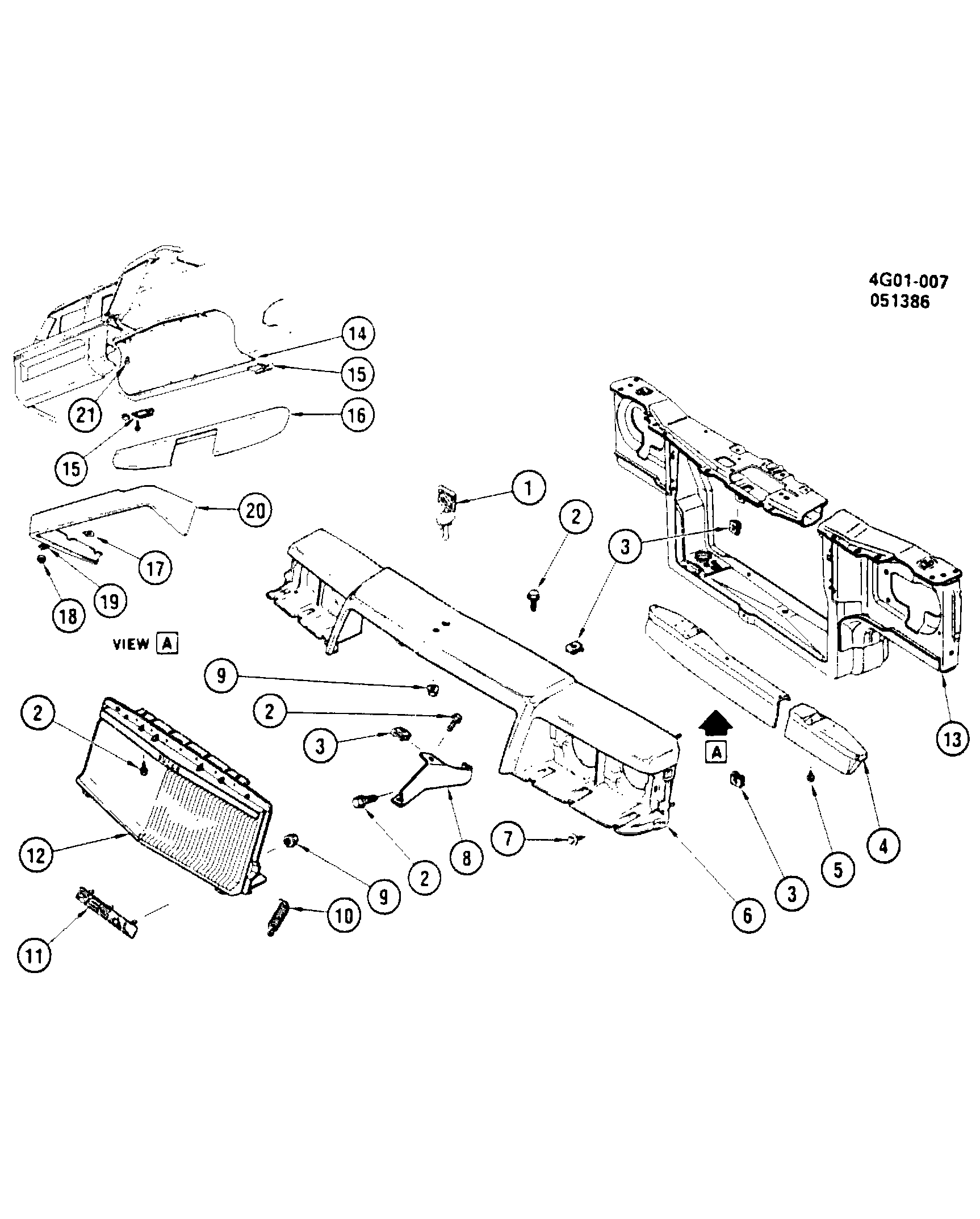 Ford Mustang Parts And Accessories Catalogs
