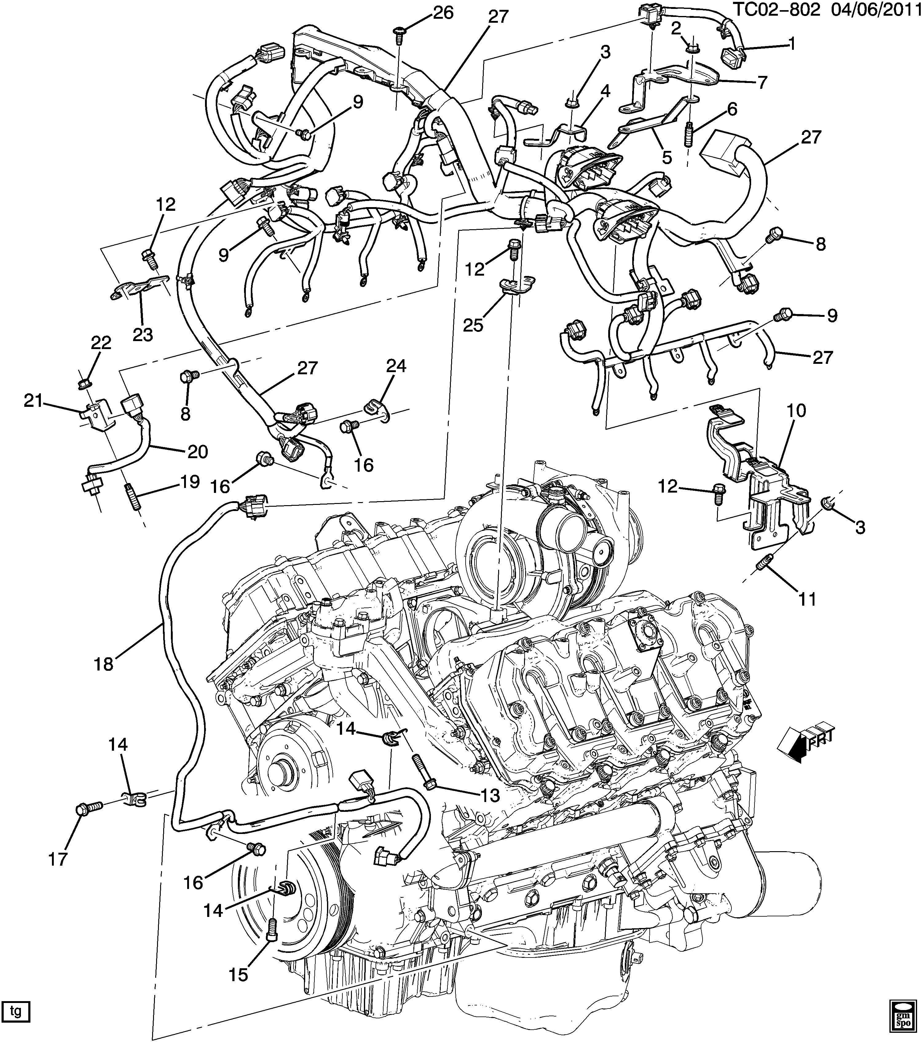 Lb7 Engine Diagram