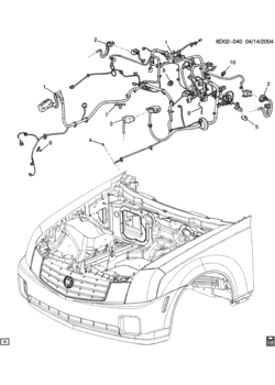 Ls2 Coil Wiring Harness LS Coil Wiring Wiring Diagram ~ Odicis