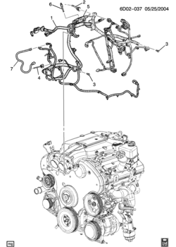 Ls3 Engine Wiring Harness 4L 80 Wiring Harness Wiring