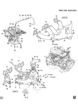 Gm 2 8l V6 Engine S10 Chevy 3.4L V6 Engine Wiring Diagram