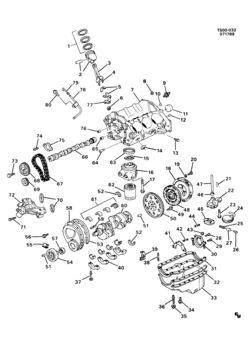 2006 Dodge Ram Truck 37l Engine Diagram And Specification