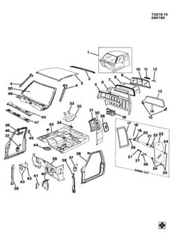 K5 Blazer Wiring Harness. K5. Wiring Diagram