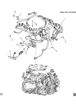 2006 Cadillac Cts Wire Harness : 30 Wiring Diagram Images