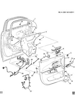 Gm Seat Belts GM Car Seats Wiring Diagram ~ Odicis