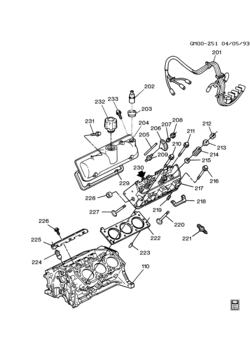 Buick V8 Engine Exploded View Front Suspension Exploded