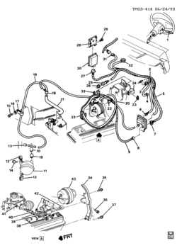 Hummer H1 Wiring Diagram Hummer H1 Drivetrain Wiring