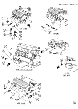 Cat Engine Block Heater Cat Engine Oil Filter Wiring