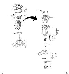 pontiac vibe spare parts catalog epc [ 2806 x 3151 Pixel ]