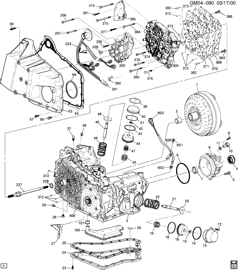 medium resolution of 4t65 transmission diagram wiring diagram blog related image with gm 4t65e transmission diagram