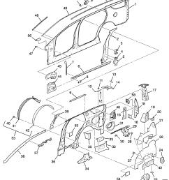 cadillac srx spare parts catalog epc [ 2905 x 3342 Pixel ]