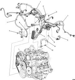 c3 wiring harness engine l31 5 7r  [ 2965 x 3325 Pixel ]