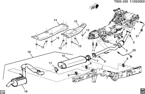small resolution of trailblazer exhaust diagram wiring diagram compilation 2004 chevy trailblazer exhaust diagram trailblazer exhaust diagram