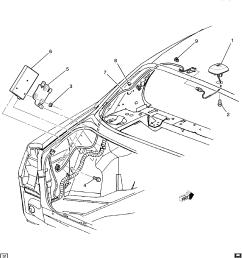 gm parts diagram antenna wiring diagram uk data buick lesabre h antenna digital audio u2k [ 2989 x 3292 Pixel ]