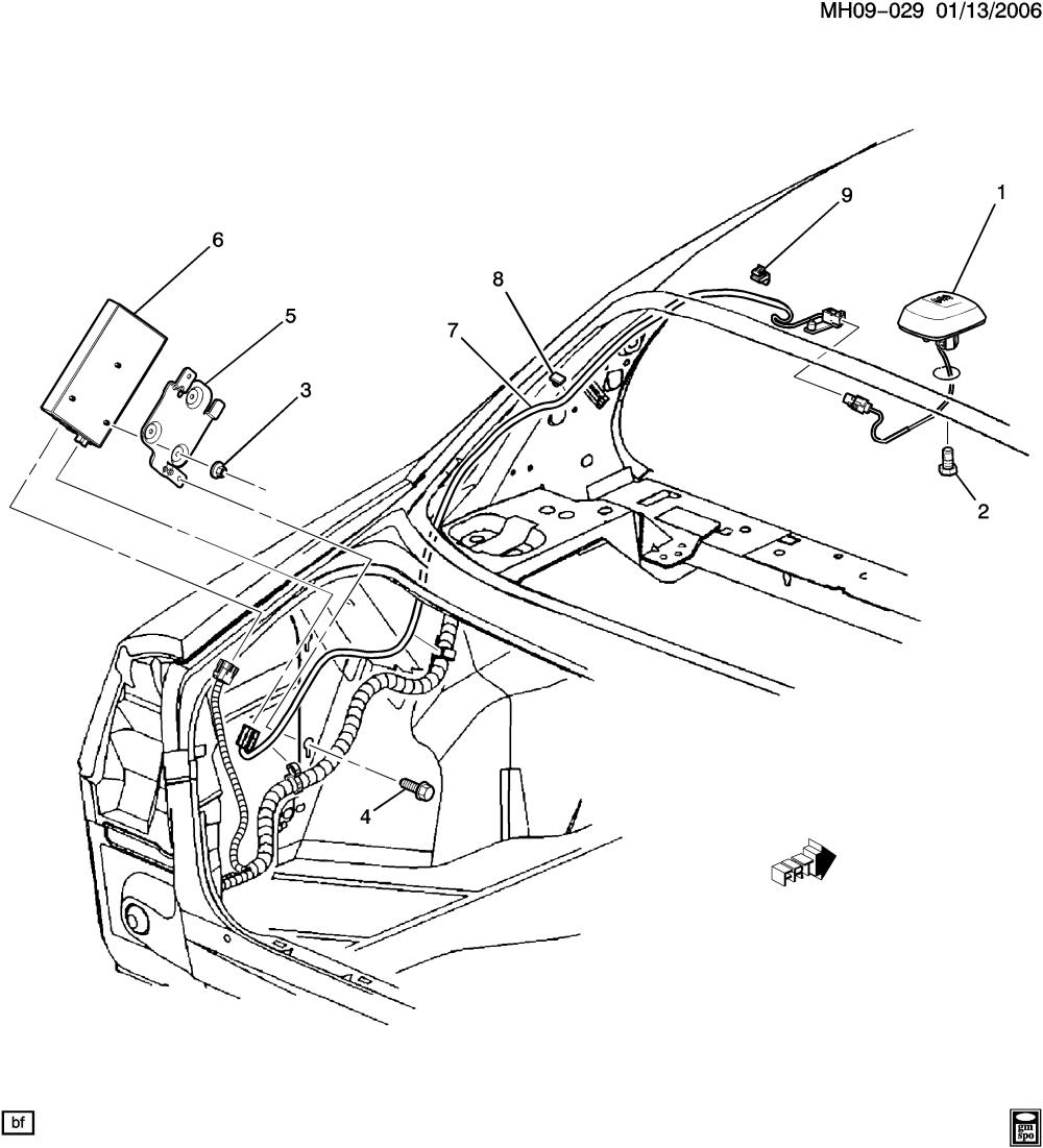 medium resolution of gm parts diagram antenna wiring diagram uk data buick lesabre h antenna digital audio u2k