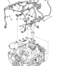 hhr wiring harnes [ 2430 x 3323 Pixel ]