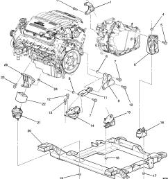 buick lacrosse allure wn19 engine transmission mounting ls4 5 3 ls4 electrical diagram ls4 engine diagram [ 2991 x 3380 Pixel ]