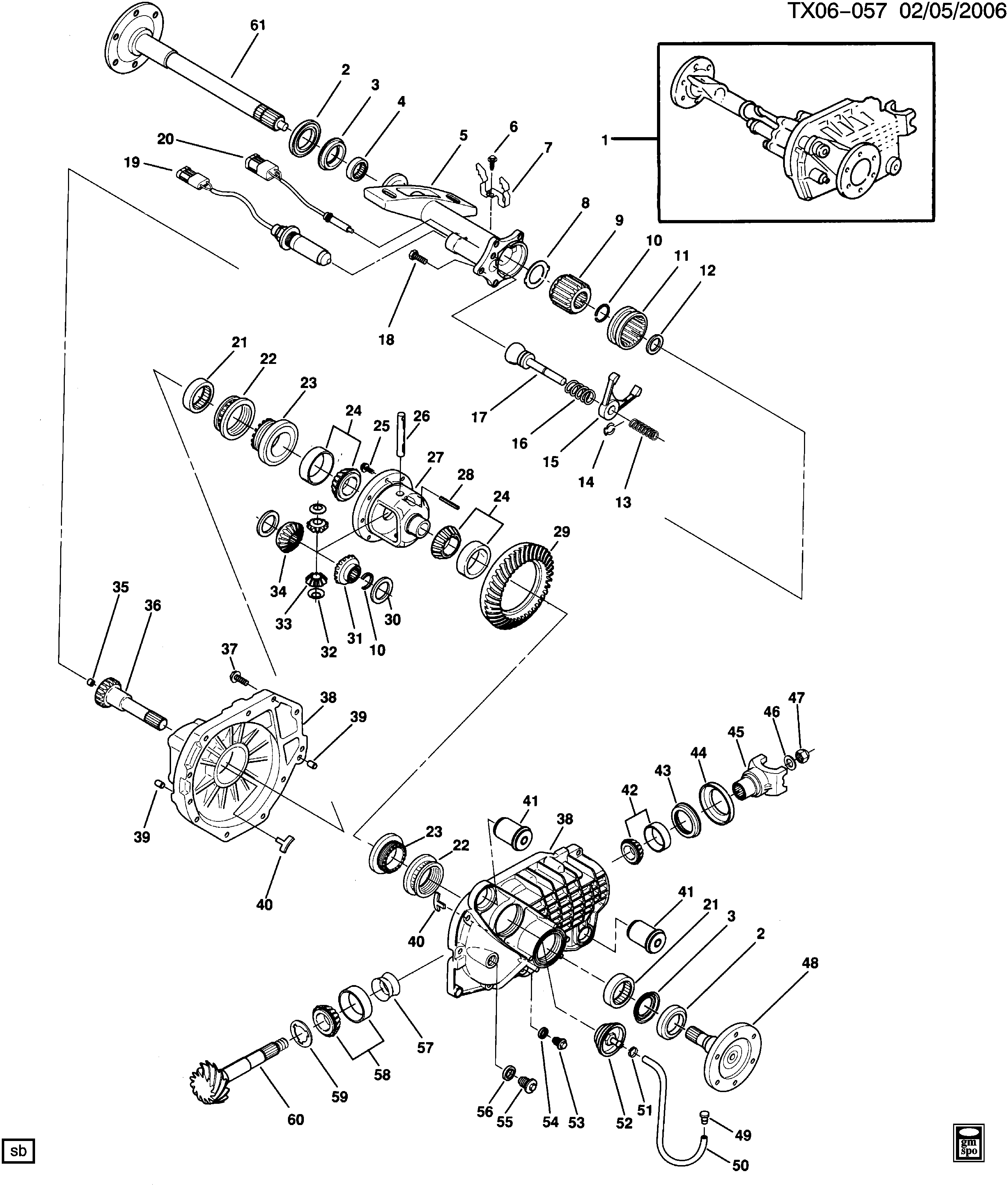 Chevrolet K Silverado Front Suspension Diagram