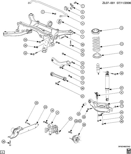 small resolution of 2007 saturn vue rear suspension diagram wiring diagram used 2007 saturn vue rear suspension diagram