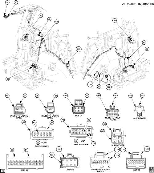 small resolution of gm saturn vue wiring harness